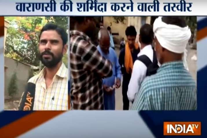 Varanasi flyover mishap: Hospital staff demand Rs 300 to