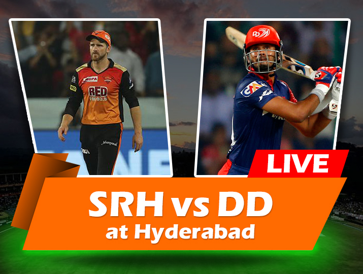 Stream Live Cricket, SRH vs DD IPL 2018