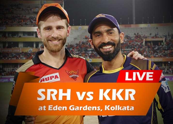 IPL Live Match, SRH vs KKR, Live Cricket Streaming, Qualifier 2