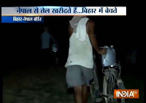 India TV Exclusive: Petrol, diesel being smuggled from