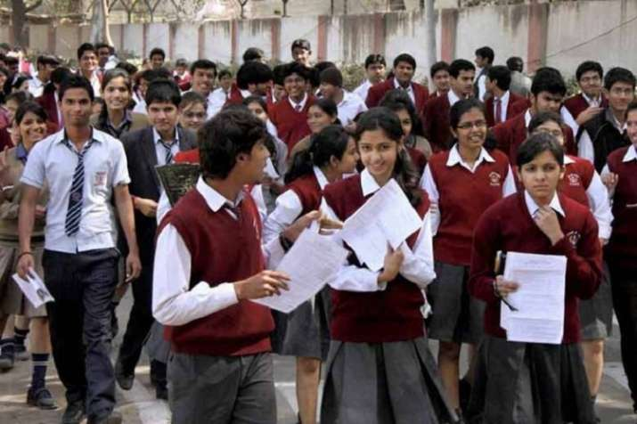The results for the CBSE Class 10 and Class 12