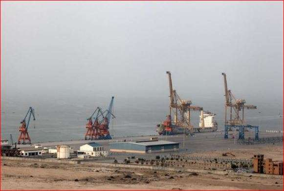 CPEC project- File photo