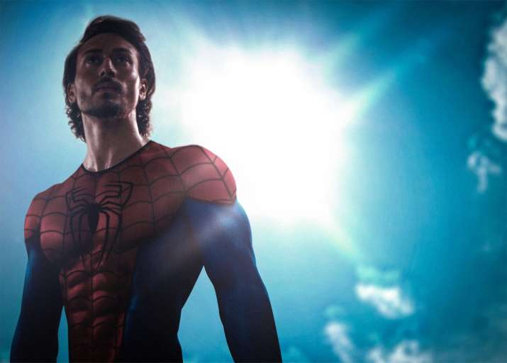 Still hungover from Avengers: Tiger Shroff aces Spider-Man
