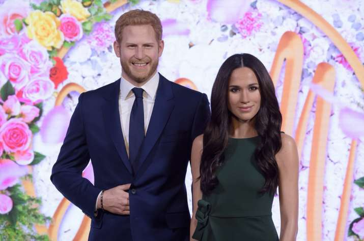 Ahead of royal wedding, Prince Harry and Meghan Markle's