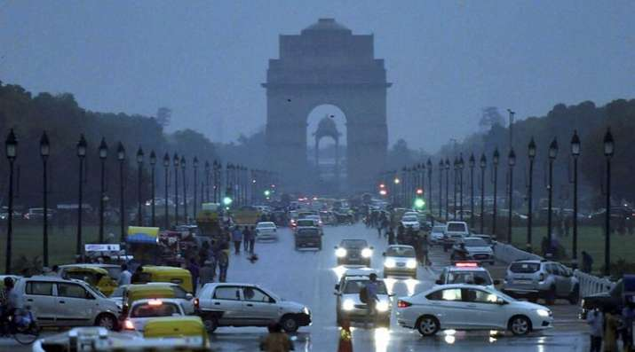 IMD predicts thunderstorm, rain in Delhi, adjoining regions