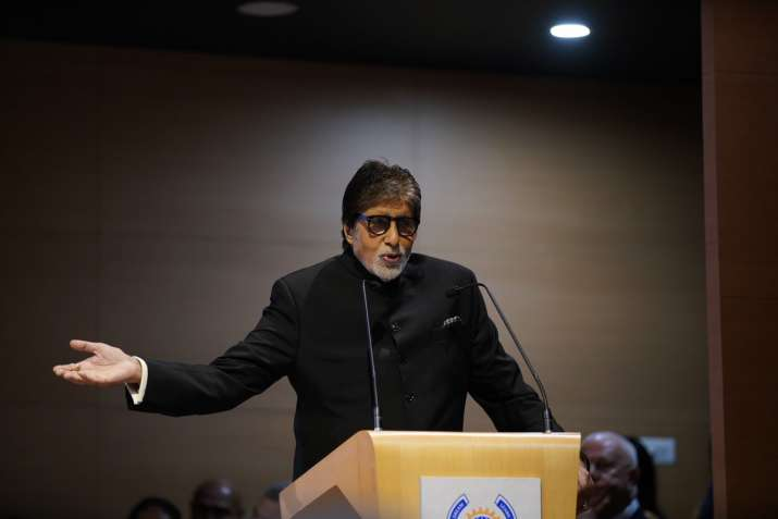 India Tv - Amitabh Bachchan roped in for anti-trespassing campaign