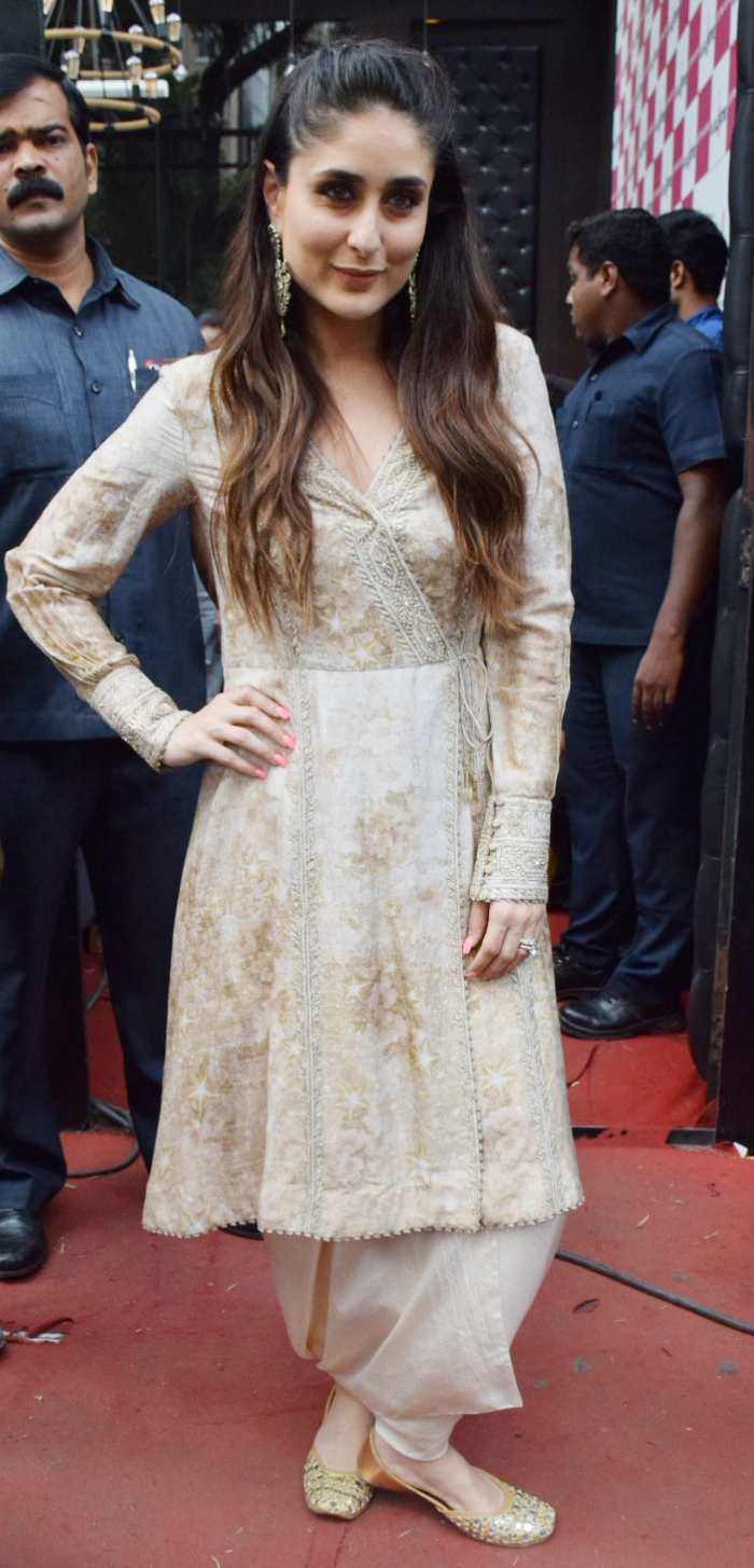India Tv - Kareena Kapoor Khan for Veere Di Wedding promotions at Naagin 3 sets.