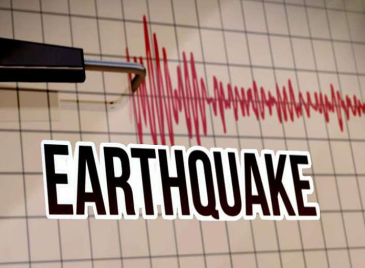 4.2 magnitude earthquake jolts Ladakh's Kargil