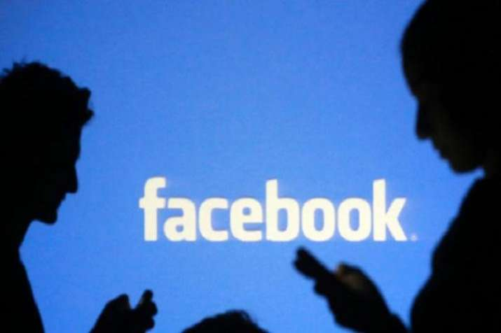 Social media giant Facebook on Saturday blocked a post by