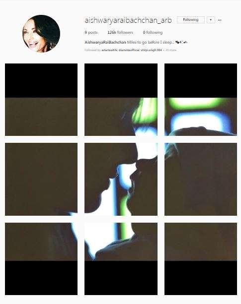 India Tv - Aishwarya Rai Bachchan's Instagram profile.