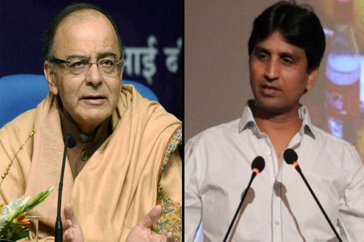 Arun Jaitley accepts Kumar Vishwas' apology, withdraws