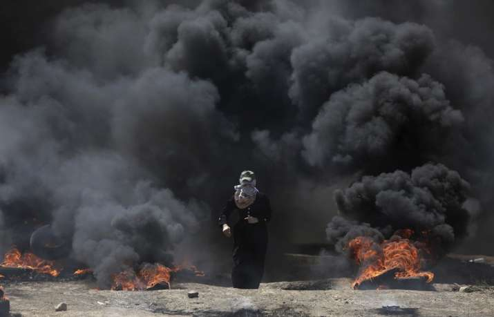 Israel-Palestinian clashes