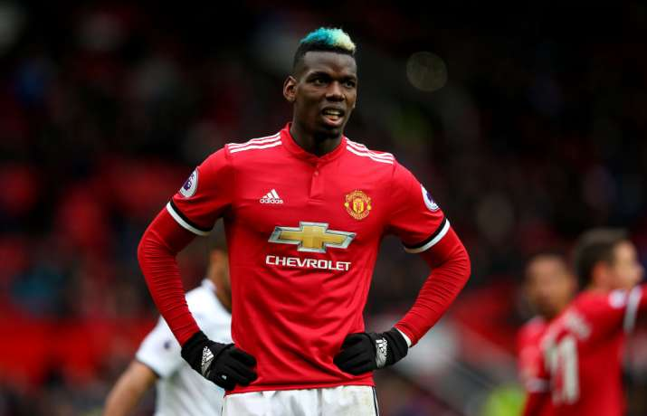 970b997e1 EPL  Paul Pogba coy over future at Manchester United