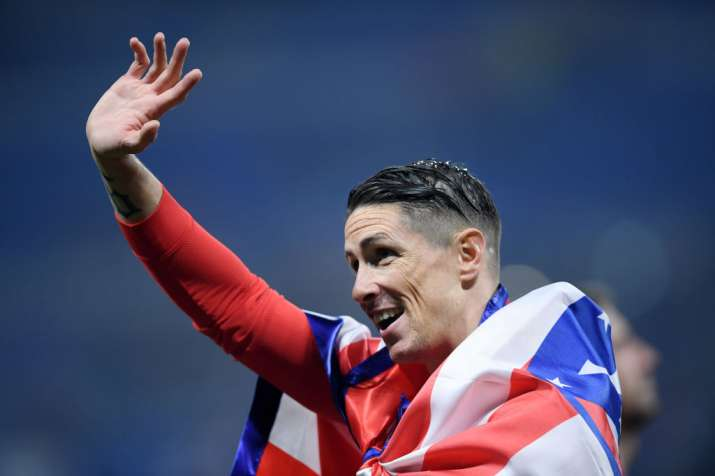 India Tv - Fernando Torres also bid goodbye to Atletico