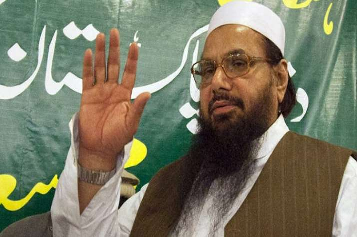 """Hafiz Saeed is a citizen of Pakistan and anything he does,"