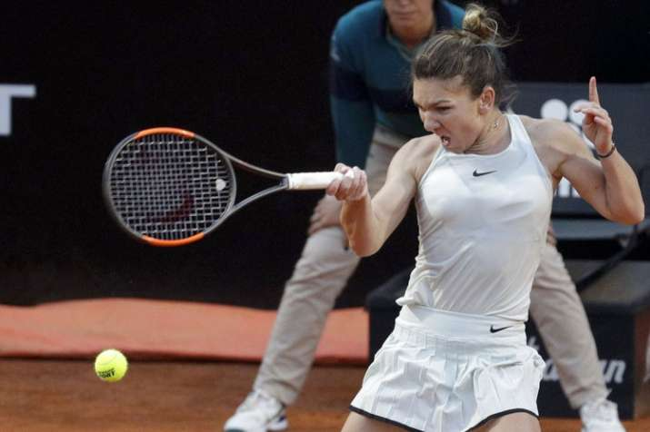 Simona Halep French Open