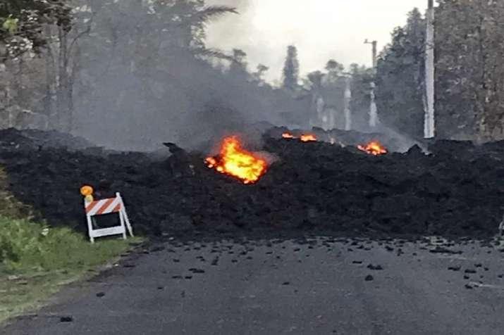 Twin earthquakes rock Hawaii's Big Island on Friday