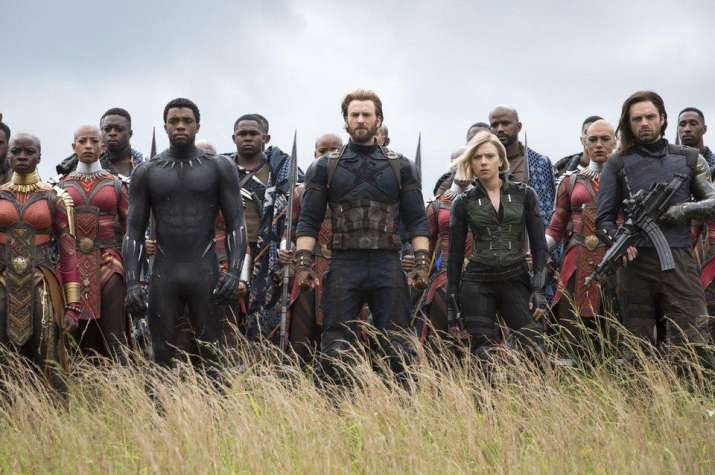 Avengers: Infinity Wars in now the highest Hollywood