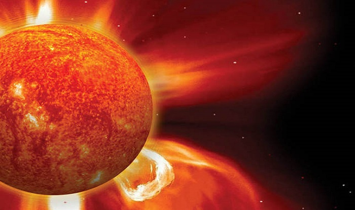 solar storm update news - photo #7