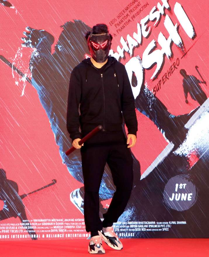 India Tv - Harshvardhan Kapoor at Bhavesh Joshi Superhero promotions.