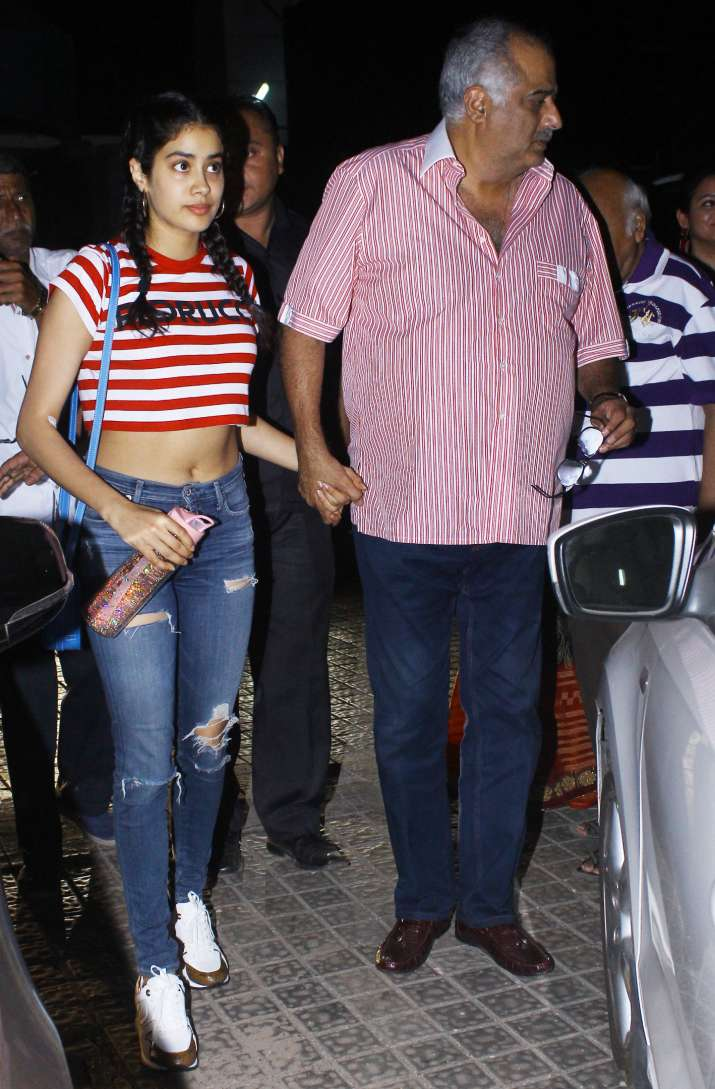 India Tv - Janhvi Kapoor