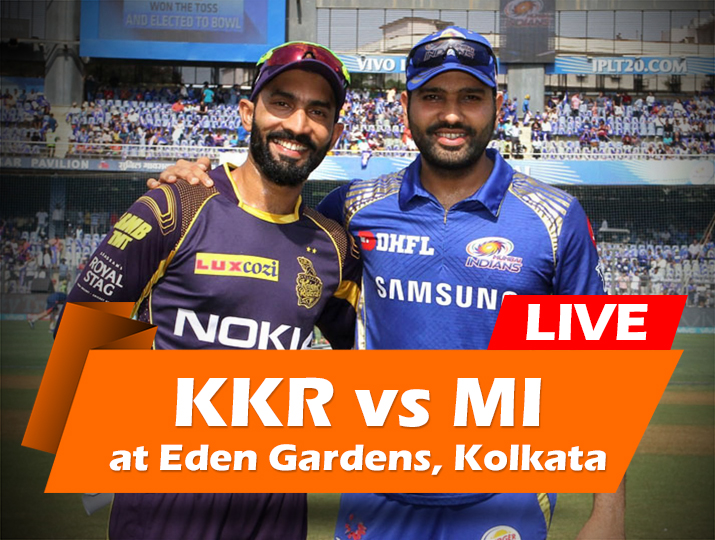 IPL Live Cricket Streaming, KKR vs MI: Dinesh Karthik and
