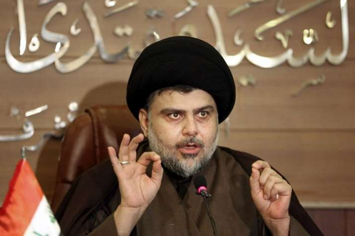"""Your vote is an honor for us,"" al-Sadr said in a"
