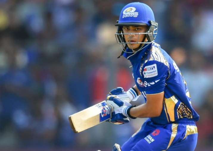 mumbai indians reserve wicket keeper aditya tare had words of praise for young jharkhand stumper ishan kishan