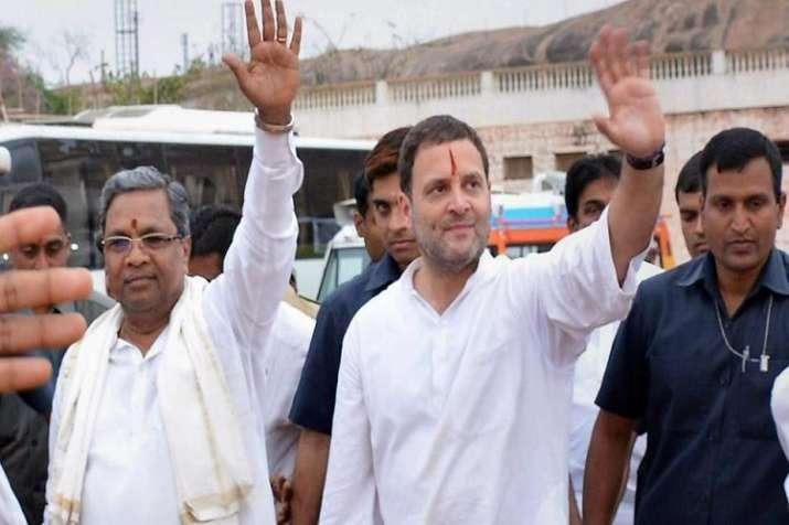BJP leaders said that the people of Karnataka rejected the