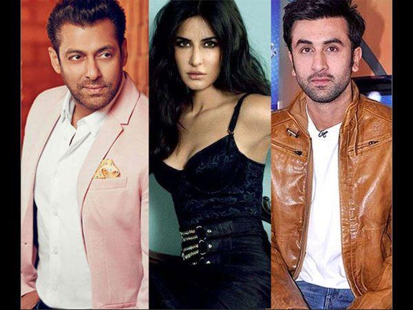 Salman Khan Katrina Kaif Ranbir Kapoor IPL 2018 closing