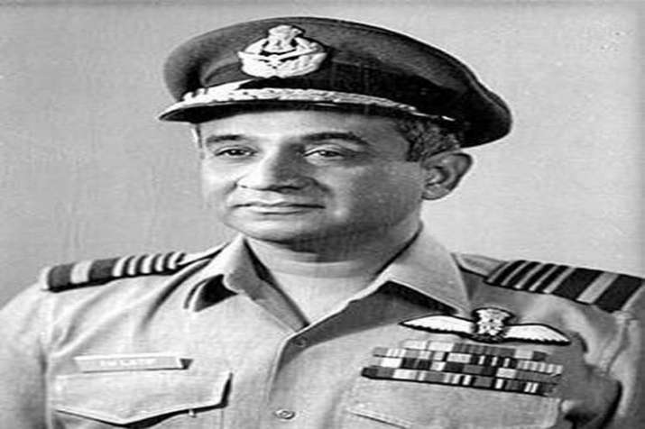 Former IAF Chief Idris Hassan Latif