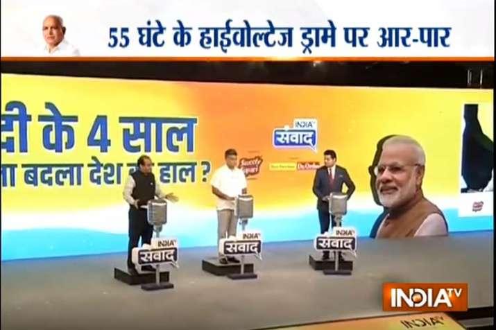 India TV Samvaad | Congress' Manish Tewari demands
