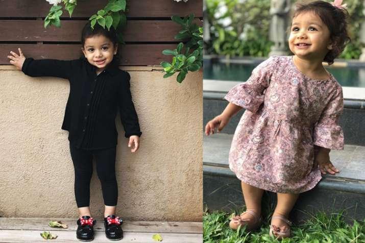 Shahid Kapoor's wife Mira Rajput shares an adorable pic of baby Misha