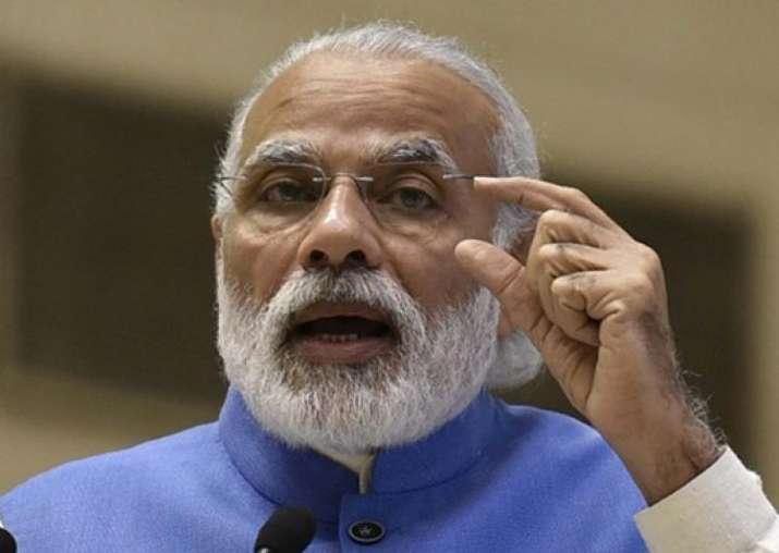 Narendra Modi- File pic