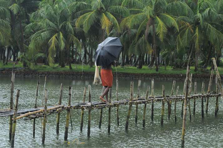 Southwest Monsoon expected to hit Kerala in next 24 hours