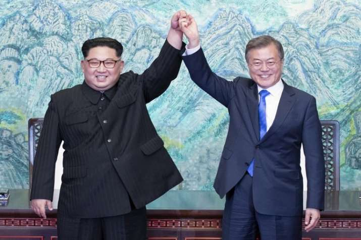 North Korea and South Korea on Tuesday agreed to hold