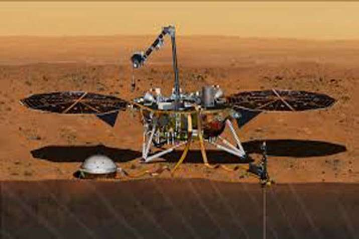 NASA's InSight Mars lander all set to be launched from