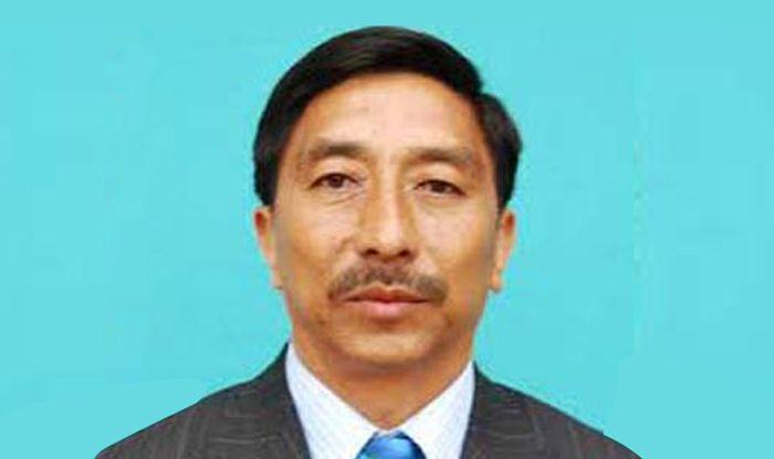 NDPP candidate Tokheho Yepthomi