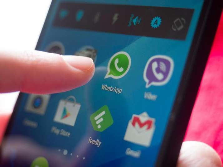 Ahead of launch, WhatsApp group video calling feature spotted on few