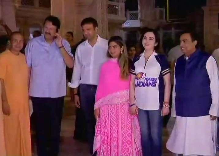 India Tv - Reliance Industries chairman Mukesh Ambani's daughter Isha will tie the knot with Anand Piramal, son of corporate magnates Ajay Piramal and Swati Piramal, in December this year.