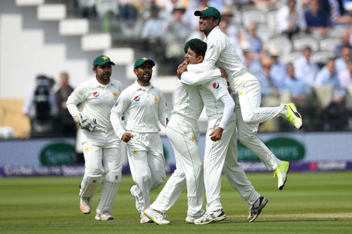 England vs Pakistan 1st Test Lords