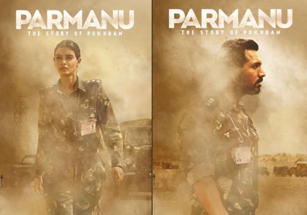 Poster of Parmanu - The Story of Pokhran