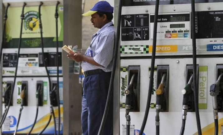 Petrol, diesel prices rose for the 12th consecutive day on