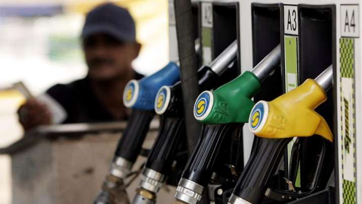 Petrol prices hit almost Rs 78 in Delhi