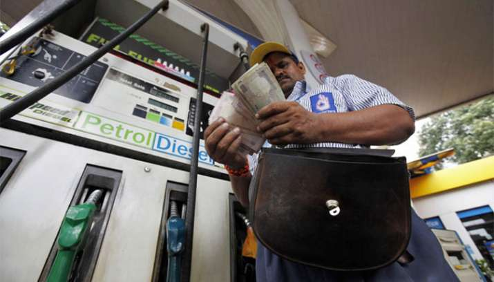 Petrol and diesel prices witnessed price hike for the 11th