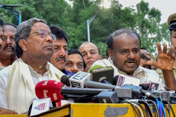 BJP to convene emergency meet!