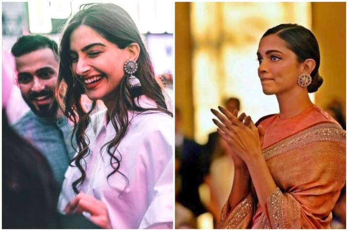 Sonam Kapoor and Anand Ahuja wedding, Deepika Padukone