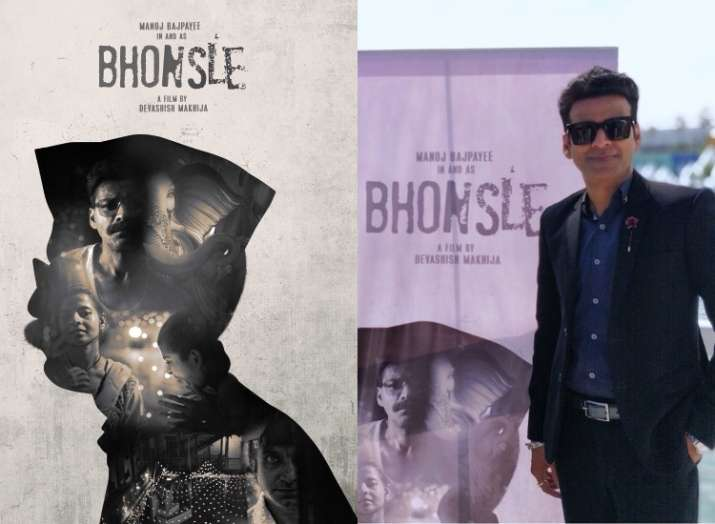 Manoj Bajpayee-starrer 'Bhonsle' first look unveiled at Cannes Film Festival