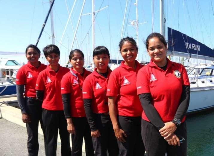 Tarini crew women now eye solo sailing