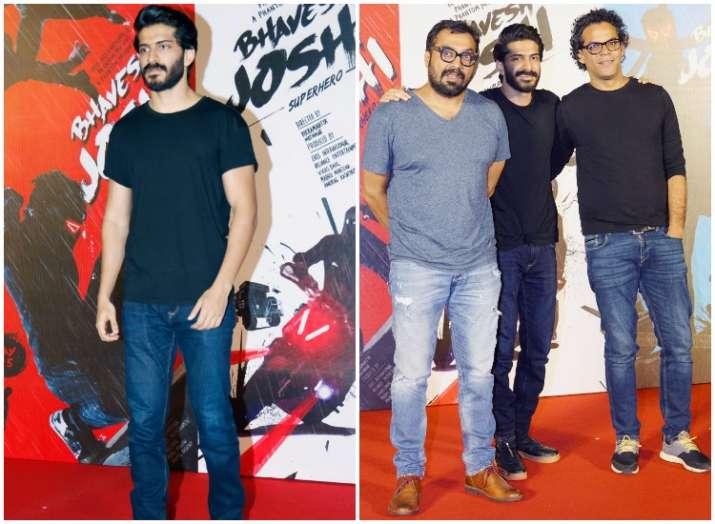 Bhavesh Joshi Superhero trailer launch